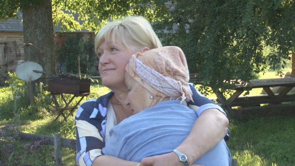 """K. Kazlauskaitė pati sugalvojo savo vaidmenį seriale """"Namai, kur širdis"""""""