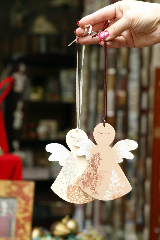 Vienetines dovanas artėjančioms šventėms klaipėdiečiai kuria patys