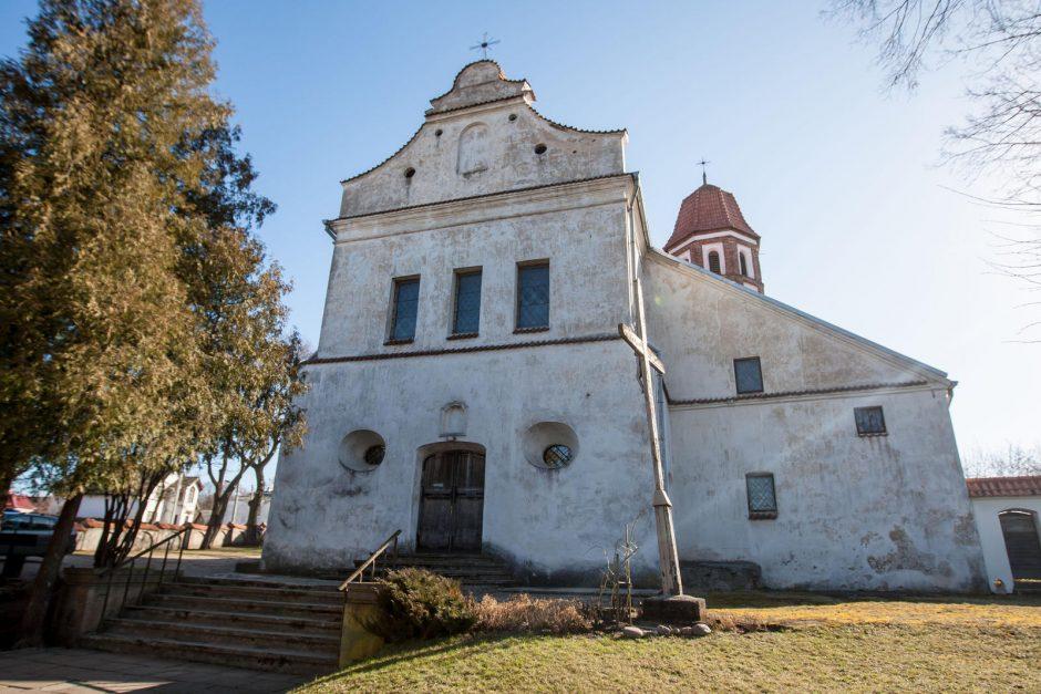Žemiška vienuolių svajonė – remontas