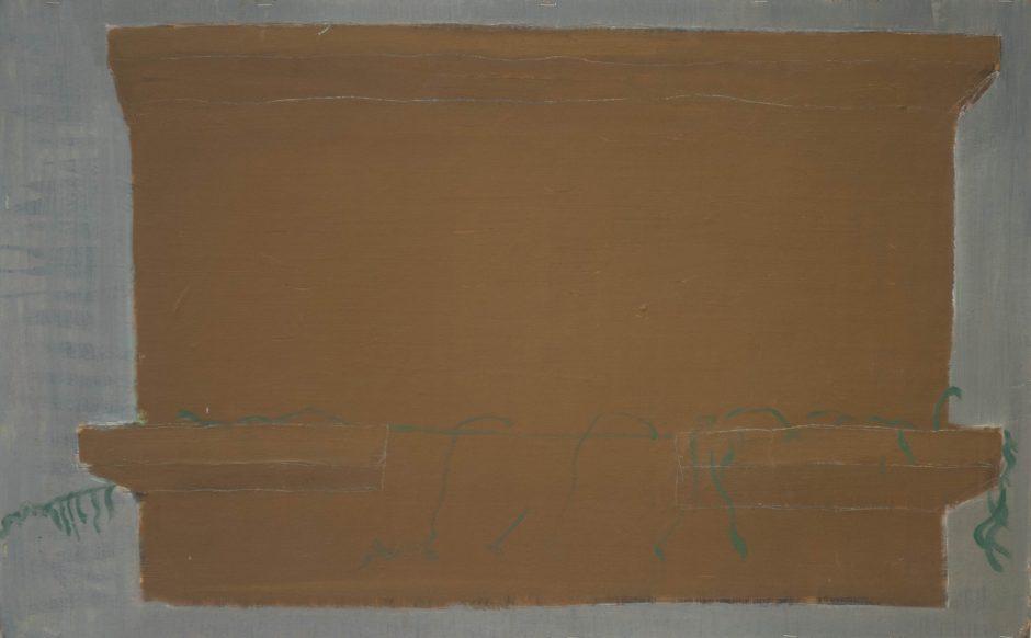 L. Drazdauskaitė tapyboje – kaip D. Kajokas poezijoje