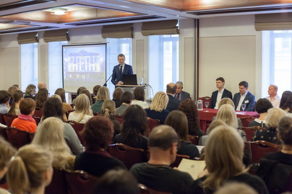 Vilniuje – savižudybių prevencijai stiprinti skirta konferencija