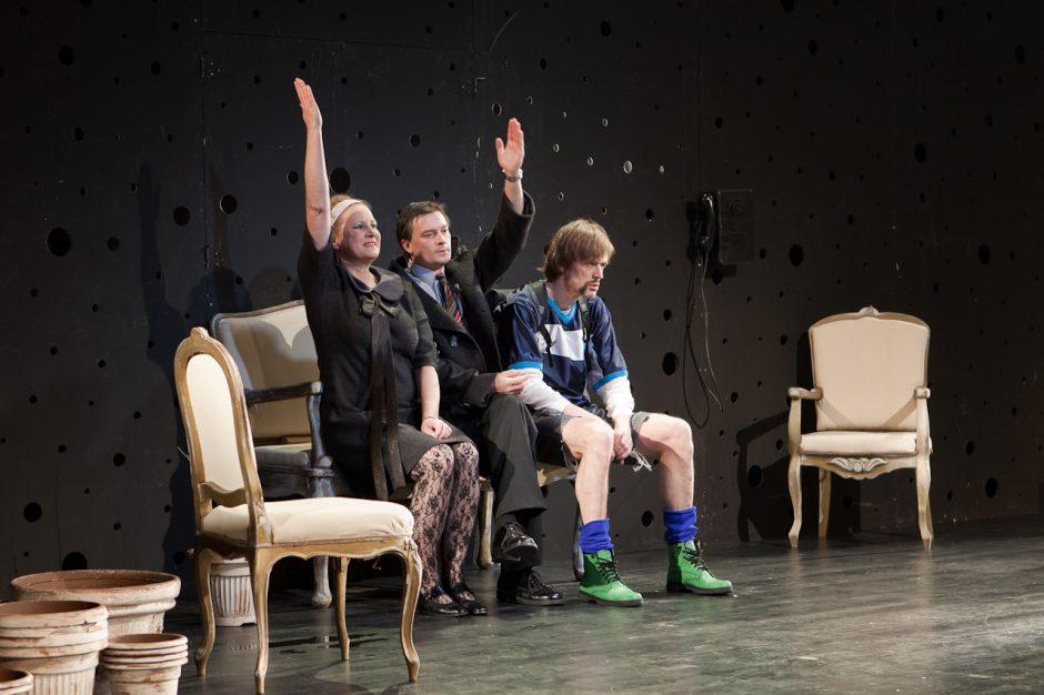 Kauno teatralai džiugins ir uostamiesčio publiką