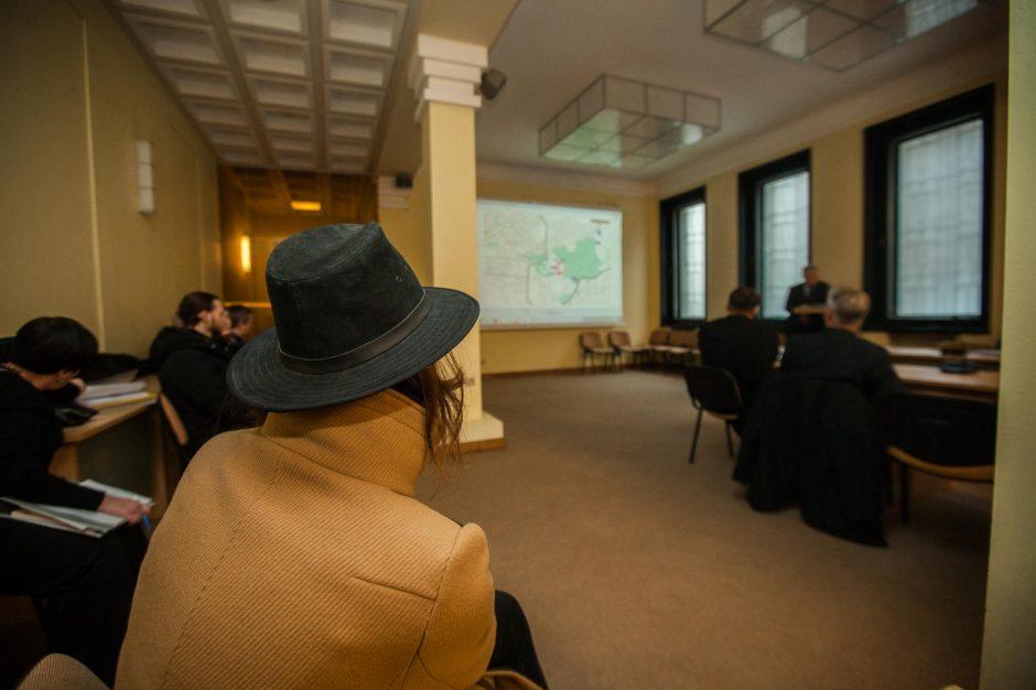 Merdinčiam S.Dariaus ir S.Girėno stadionui – gaivinimo planas