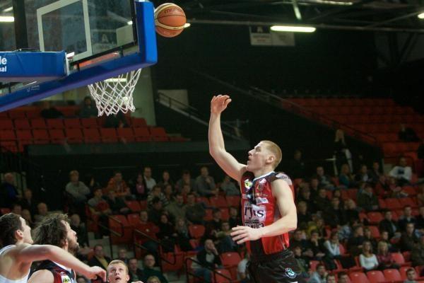 Antrosiose Lietuvos krepšinio lygos rungtynėse