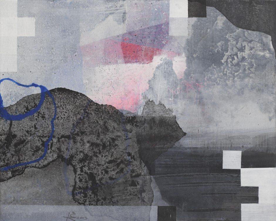"""Palangos """"Ramybėje"""" – R.Čiurlionio tapybos darbai"""