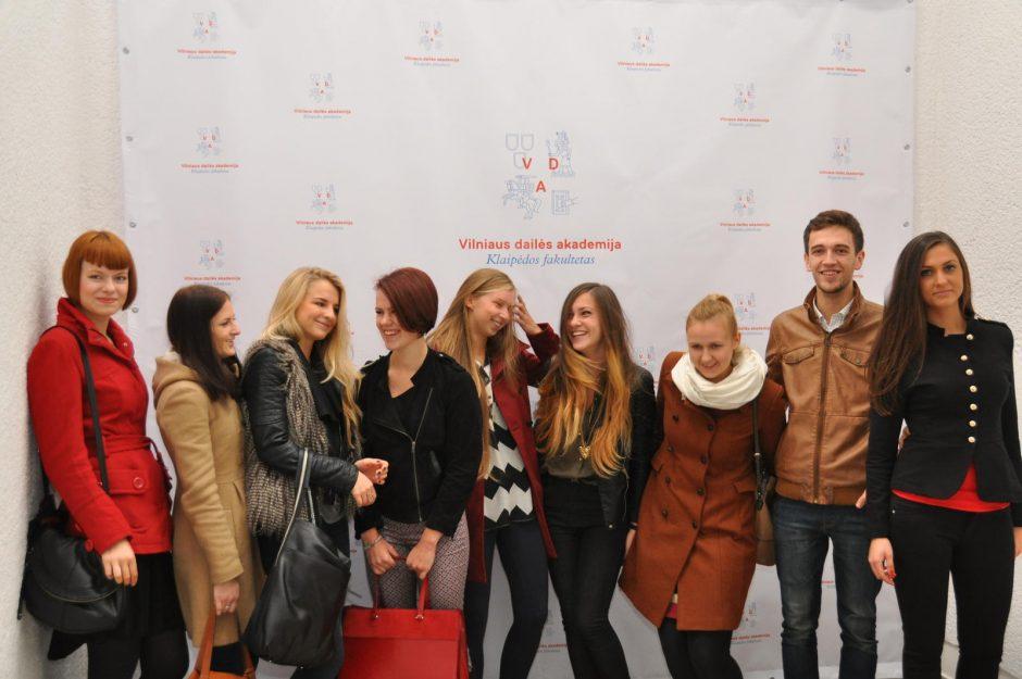 Prasidėjo naujas aukštosios mokyklos etapas Klaipėdoje