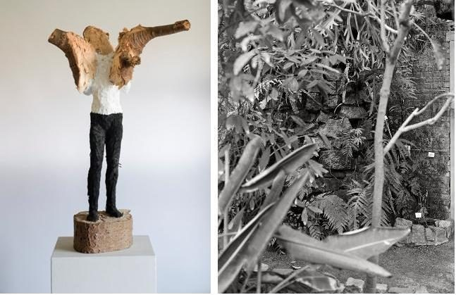 """Skulptoriaus ir fotografo """"Medelynas"""" – """"si:said"""" galerijoje Klaipėdoje"""