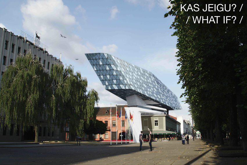 Startuoja Kauno architektūros festivalis (balsuokite už įdomiausią viziją!)