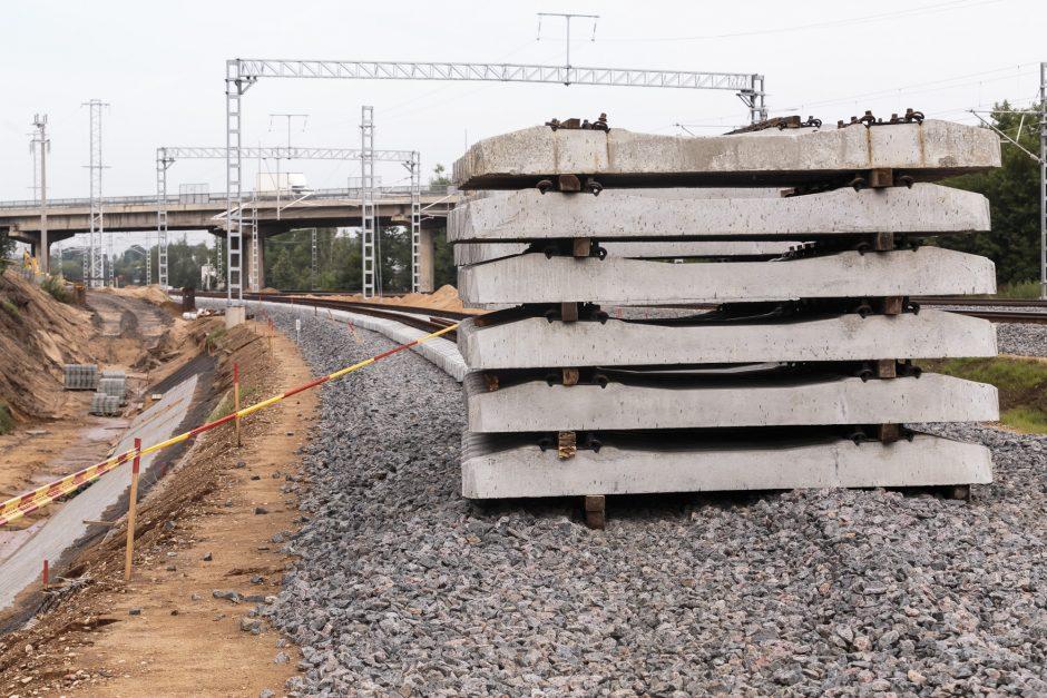 Geležinkelių remontas
