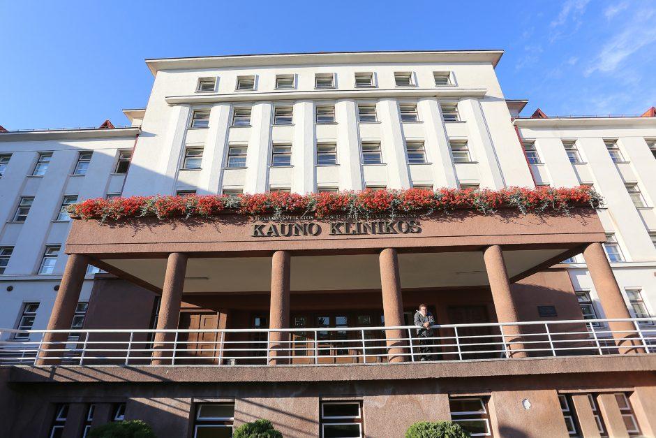 Kauno klinikos įsigijo 6,5 mln. eurų kainuojančią įrangą
