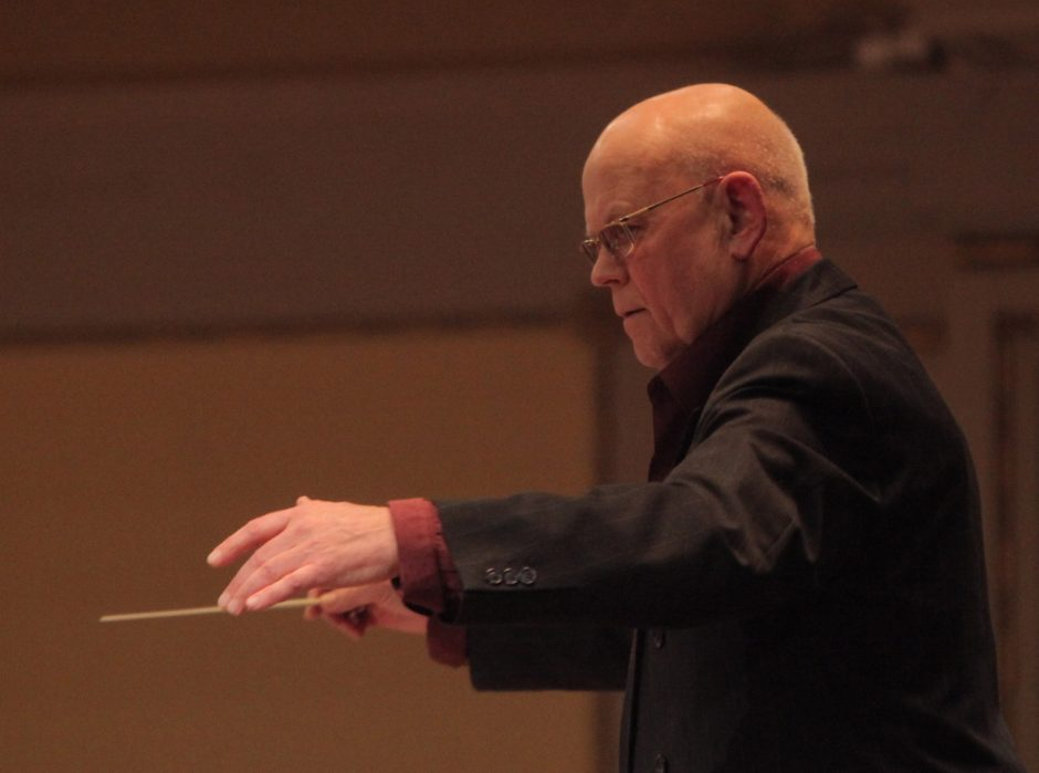Filharmonijoje – A. Vizgirdos kūrybinės veiklos 50-mečio koncertas