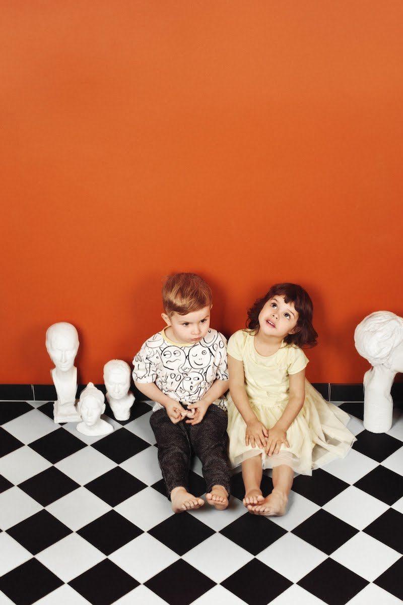 Vaikų mados ženklas naujausią kolekciją skiria Misteriui Kūrybingumui