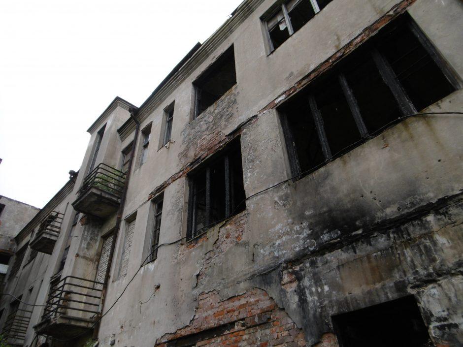 Kaunas nykstantis ir išnykęs: O. N. Romo namas