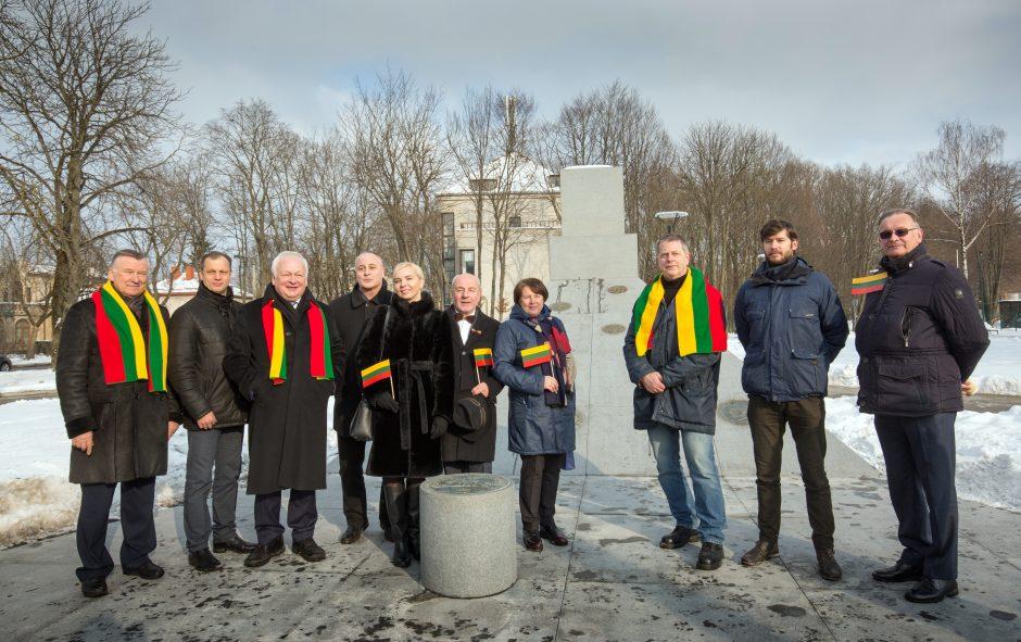Atidaryta Lietuvos verslo alėja ir Verslo skveras