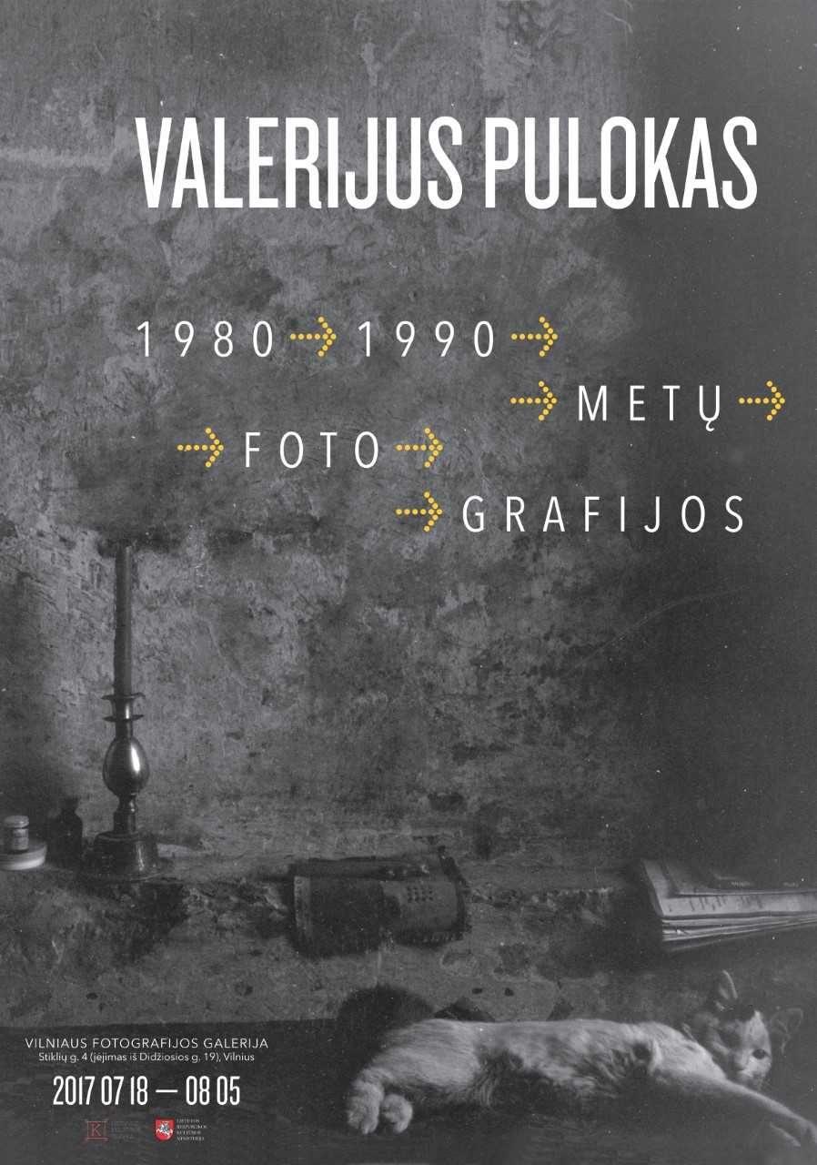 Vilniaus fotografijos galerijoje – V. Puloko fotografijų paroda