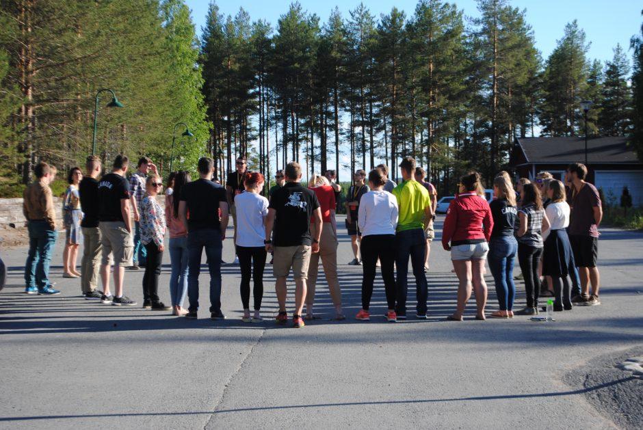 Pasaulio lietuvių jaunimo sąjunga išrinko naują pirmininką