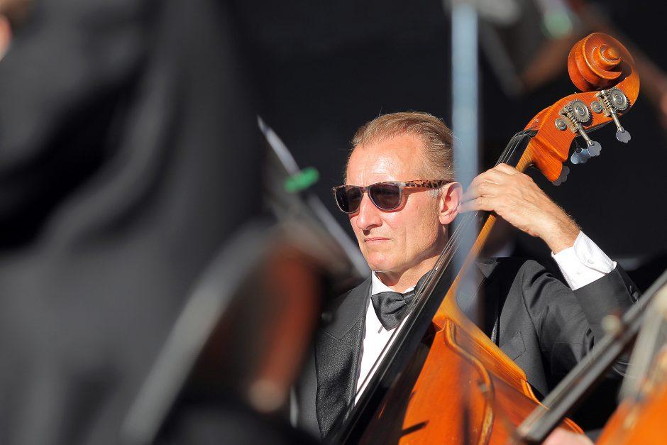 Pažaislio muzikos festivalio pradedamasis koncertas