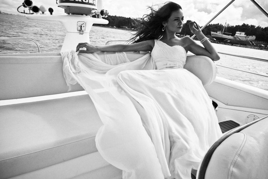 Vestuvių planuotojoms prasto oro nebūna