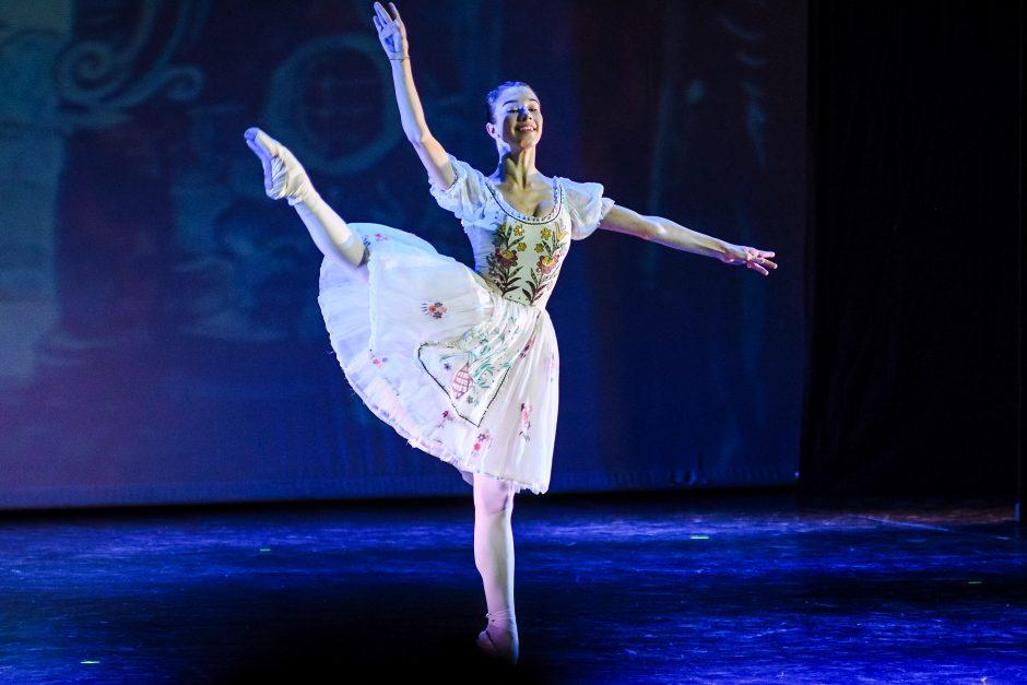 """Koncertas """"Baleto atmintis"""" pažinus istoriją ragina judėti pirmyn"""