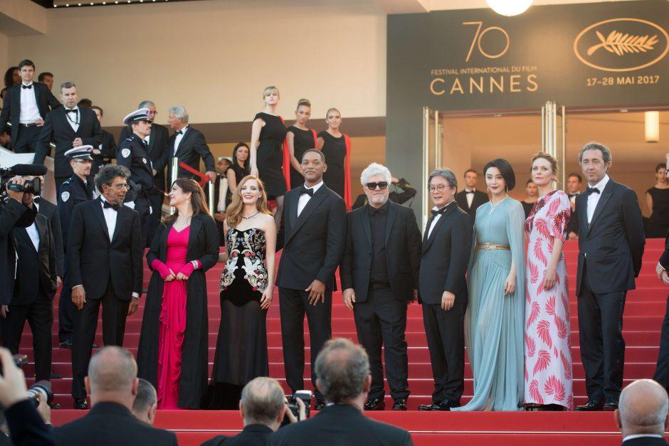 70-asis Kanų kino festivalis