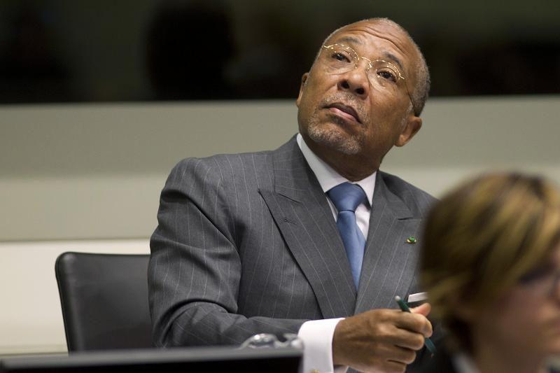 Buvusiam Liberijos prezidentui Ch.Taylorui – 50 metų laisvės atėmimo