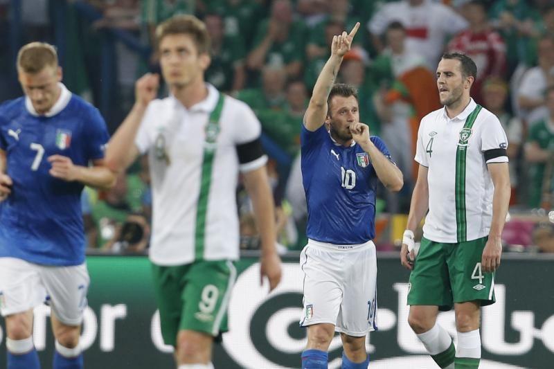 Euro 2012: italai ir ispanai žengė į ketvirtfinalį
