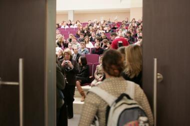 Vilniaus universitetuose – atvirų durų diena