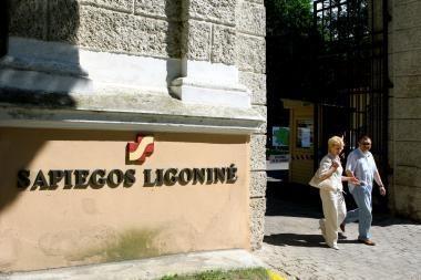 Auditoriai: Vilniaus Sapiegos ligoninė sudėtingoje finansinėje situacijoje atsidūrė dėl pakeisto statuso