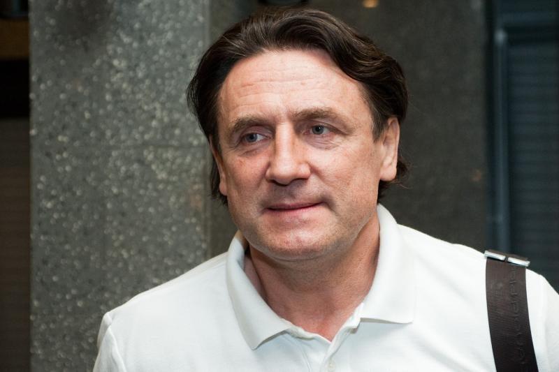 V.Chomičius dėl problemų su širdimi atsidūrė ligoninėje