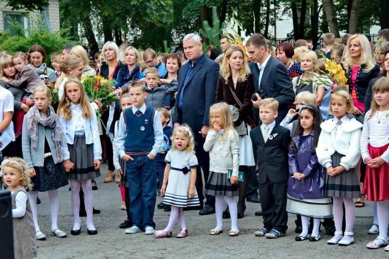 Klaipėdos mero sveikinimas su naujais mokslo metais