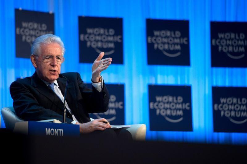 Italijos premjeras M. Monti: Britanija liks Europos Sąjungoje