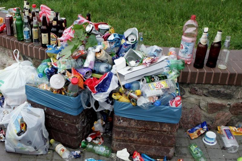 Ateities miestuose neliks atliekų. Lietuva - ne išimtis