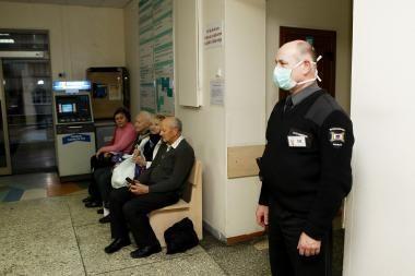 Klaipėda – ant gripo epidemijos slenksčio (papildyta)