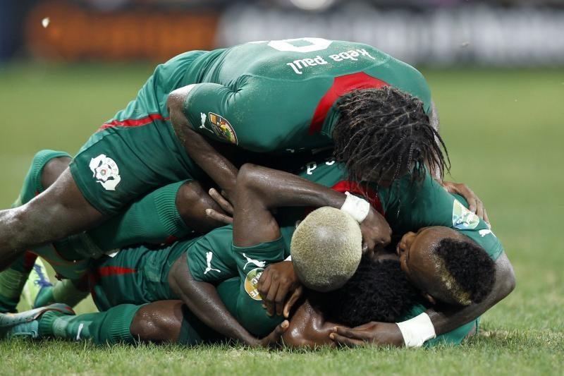 Afrikos Nacijų taurė: Togas ir D. Drogba kompanija keliauja namo