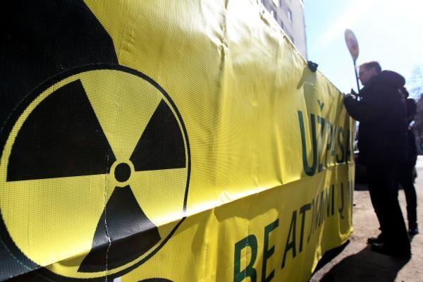 A.Kubilius: ES laikosi bendros pozicijos dėl atominių elektrinių kaimynystėje