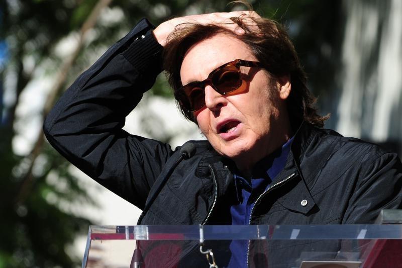 J.Lennono ir P.McCartney namai paskelbti saugomais paminklais