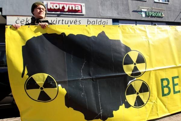 Atominės elektrinės regione: kas greičiau, bet ne kas saugiau?