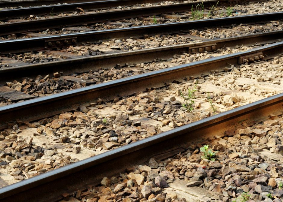 Rusijoje sugriuvus geležinkelio stočiai žuvo žmogus