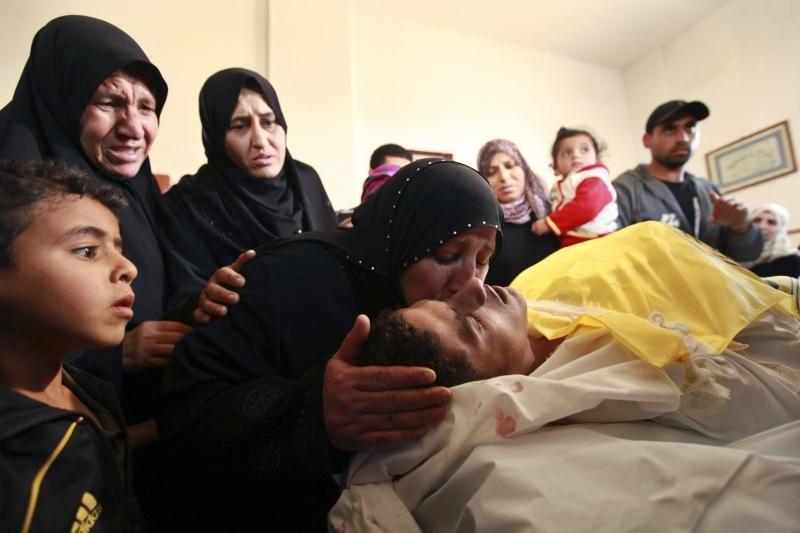 Gazoje įvykdytas mirties nuosprendis dviems žudikams