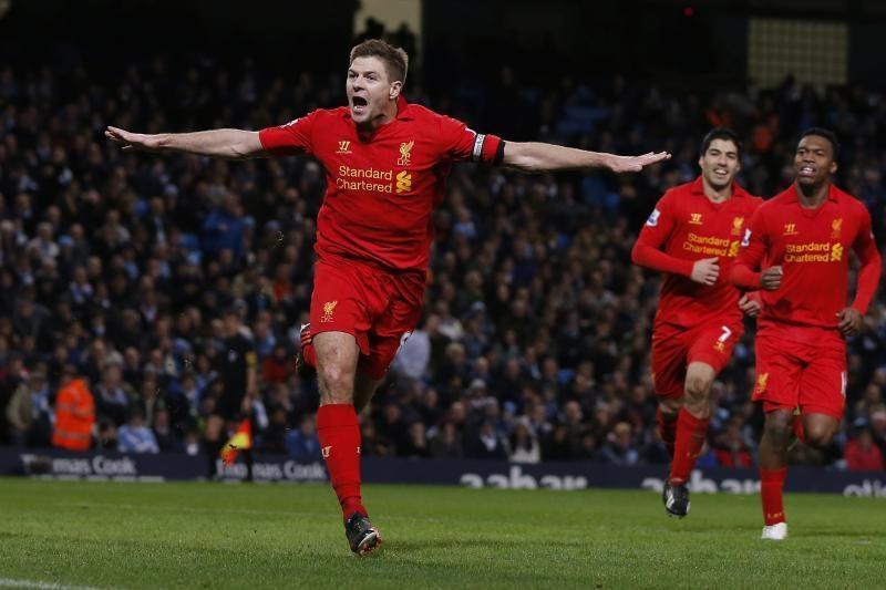 """""""Liverpool"""" lyderiui S.Gerrardui vasarą turėtų būti atlikta operacija"""