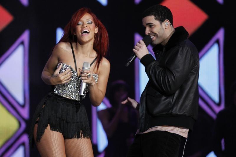 Daugiausiai MTV apdovanojimų nominacijų skirta Rihannai ir Drake'ui