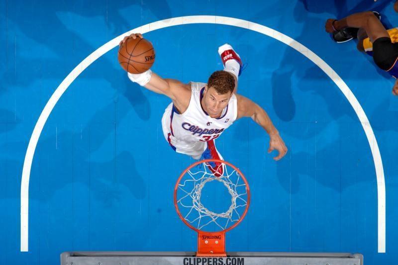 """Los Andželo derbyje 4 kartą iš eilės triumfavo """"Clippers"""" (top10)"""