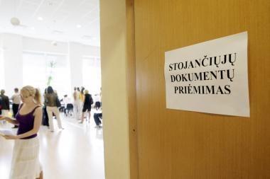 Studentai siūlo gerinti studijų sąlygas neįgaliesiems
