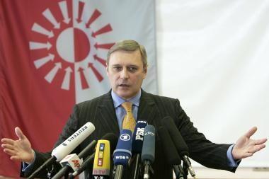 M.Kasjanovas teisybės ieško Strasbūre
