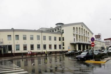 Keleivių Vilniaus oro uoste šiemet aptarnauta 39 proc. mažiau