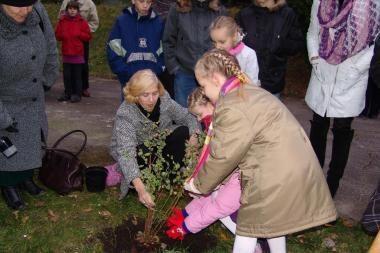 """""""Išsipildymo akcija"""" mokė vaikus tausoti aplinką"""