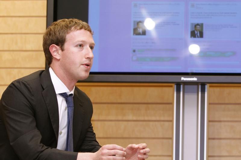"""""""Facebook"""" vartotojai galės skelbtis organų donorais"""