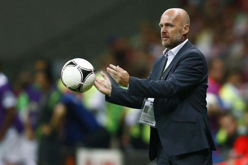 Portugalams pralaimėjusių čekų treneris didžiuojasi savo žaidėjais