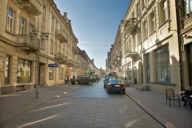 Vilniaus gatvė atgaus savo grožį