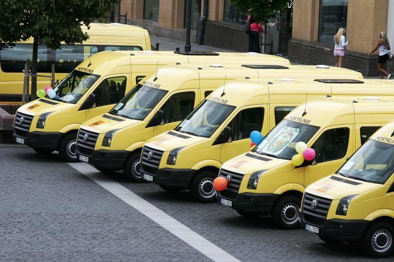 Mokykliniai autobusiukai: kokia veikla neteisėta?